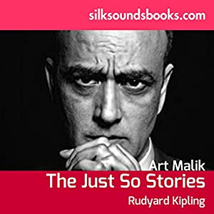 The Just So Stories Audiobook
