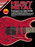 Progressive Heavy Metal Techniques for Lead Guitar