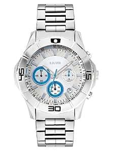 s.Oliver Herren-Armbanduhr SO-2011-MC