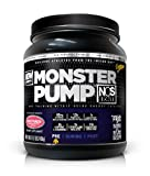 CytoSport Monster Pump 456 g Blue Raspberry Pre-Workout Energy Drink Powder