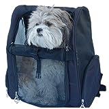 Backpack Pet Carrier - Black