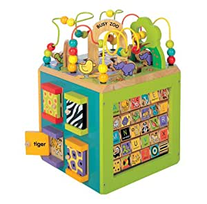 Toysmith Busy Zoo Activity Center (Discontinued by Manufacturer)
