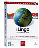 Talking Panda iLingo iPod English To Euro Translation (French, Spanish, Italian) Win/Mac