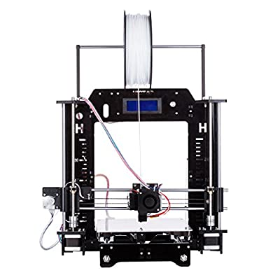 "[New Arrival] HICTOP Filament Monitor Desktop 3D Printer Kits Reprap Prusa I3 MK8 DIY Self-assembly Printing size 10.6"" x 8.3"" x 7.7"""