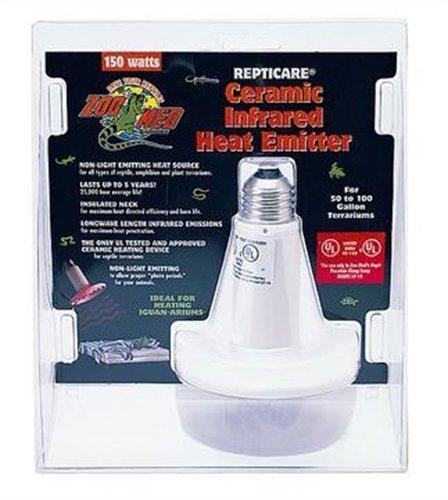 Repticare Infrared Ceramic Heat Emitter