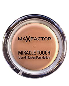 Max Factor Miracle Touch Liquid Illusion Foundation 11.5g Natural -70