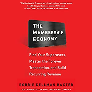 The Membership Economy Audiobook
