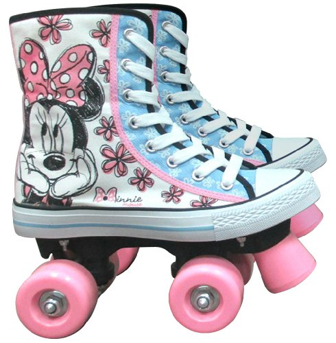 Stamp Pattini Boots Skates Taglia 34 Minnie C863722