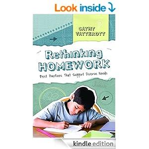 Cathy vatterott rethinking homework