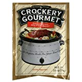 Crockery Gourmet Seasoning Mix for Beef, 2.5-Ounce Packets (Pack of 12) ~ Crockery Gourmet
