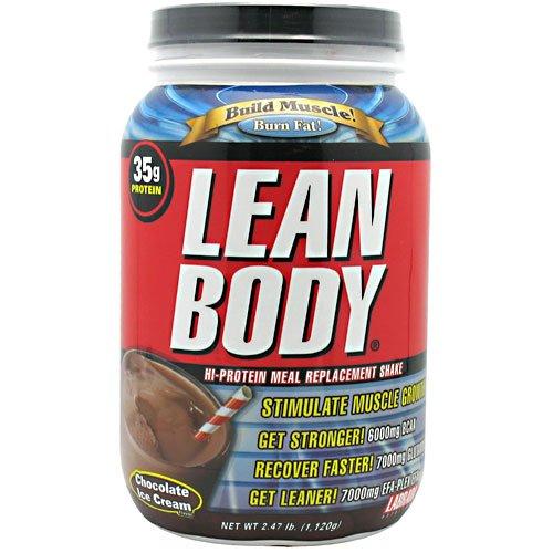 Lean Body, Chocolate Ice Cream, 2.47 Lb, From Labrada