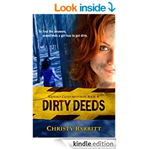 Dirty Deeds: Squeaky Clean Mysteries, Book 4