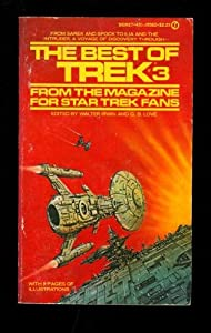 The Best of Trek # 3 (Star Trek) by Walter Irwin