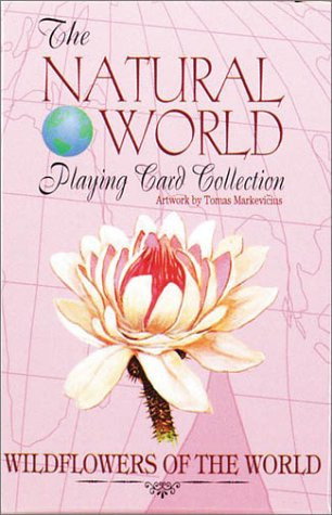 Wildflowers of the World Playing Cards (The Natural World Playing Card Collection)