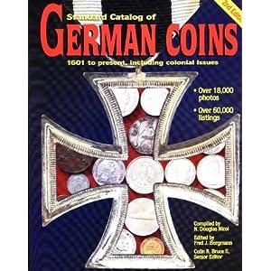 Standard Catalog of German Coins - N. Douglas Nicol