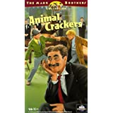 Animal Crackers [VHS] ~ Groucho Marx