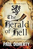 img - for The Herald of Hell: A mystery set in Medieval London (A Brother Athelstan Medieval Mystery) book / textbook / text book