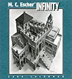 Escher Infinity Wall Calendar (0764908995) by Escher, M. C.