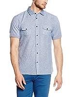 SideCar Camisa Hombre (Azul)