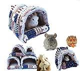 Mkono-Cozy-Warm-Hammock-Hanging-Tent-Bed-House-Habitats-Cage-for-Pet-Rabbitguinea-PiggalesaurhamsterChinchilla