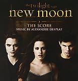 The Twilight Saga: New Moon The Score by Alexandre Desplat