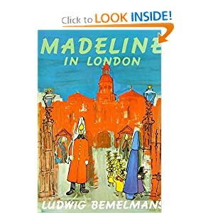 Amazon.com: Madeline in London (Viking Kestrel picture books) (9780670446483): Ludwig Bemelmans: Books