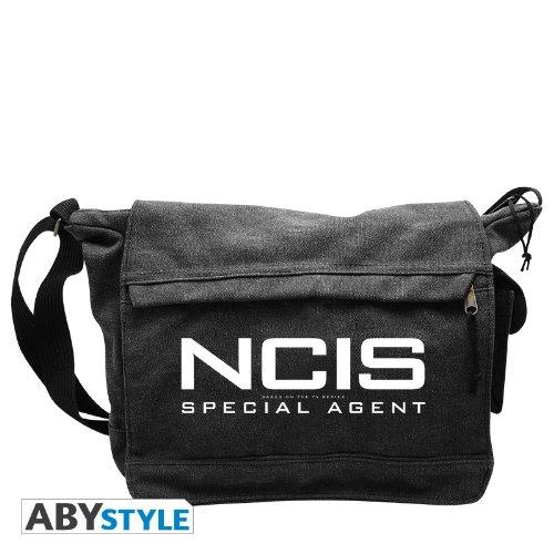 NCIS Messenger Bag logo big Size