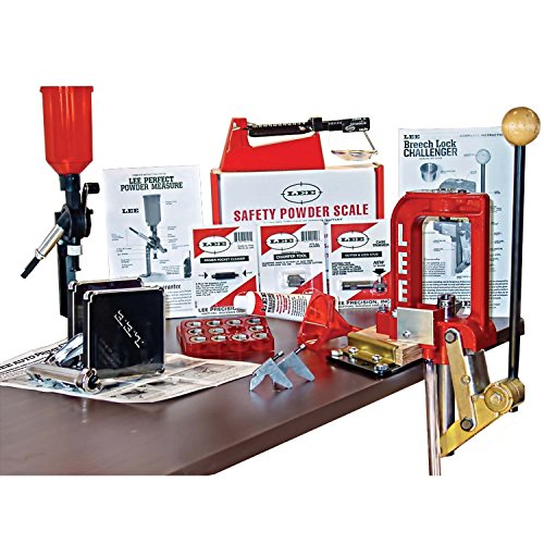 Lee Precision Breech Lock Challenger Kit (Red)