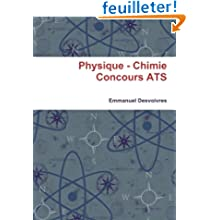 Physique - Chimie - Concours ATS