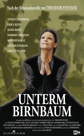 Unterm Birnbaum [VHS]