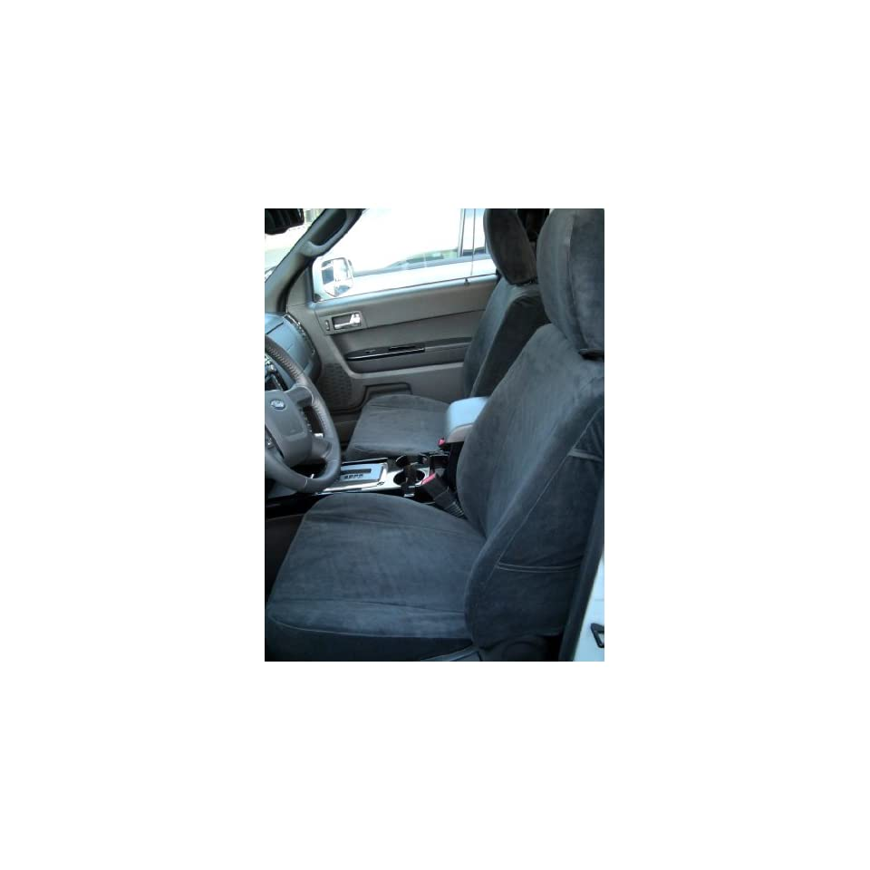 Durafit Seat Covers2009 2012 Ford Escape Front Buckets Exact Seat Covers Black