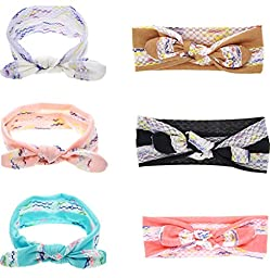 Mookiraer® Baby Headbands Newborn headband Girl\'s Cute Hair bands