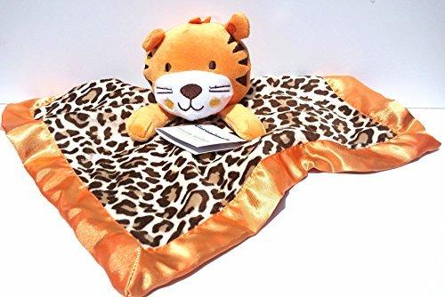 Leopard Baby Blanket front-828954