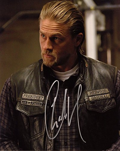 Buy Charlie Hunnam Autographs Now!