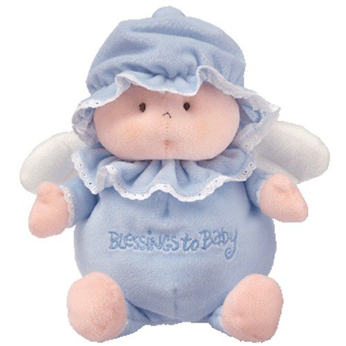 Love to Baby Blue Ty Baby [Toy]