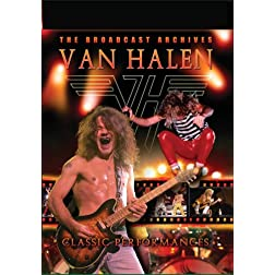 Van Halen The Broadcast Archives