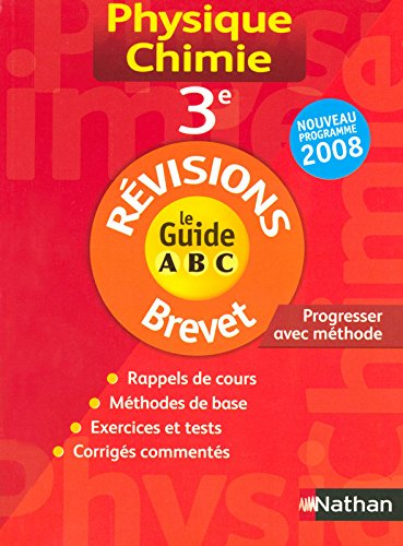 Physique-Chimie 3e (French Edition)