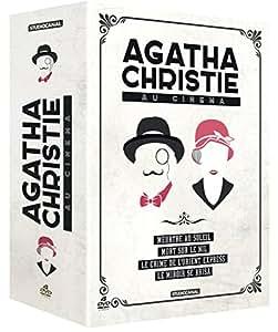 Agatha christie coffret le miroir se brisa meurtre for Le miroir se brisa