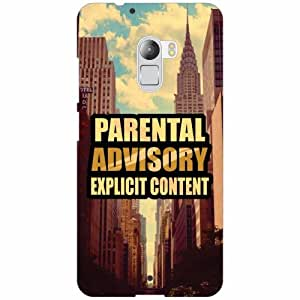 Printland Phone Cover For Lenovo K4 Note