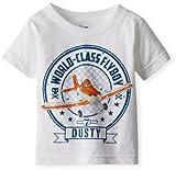 Disney Little Boys' Planes World Class Flyboy T-Shirt