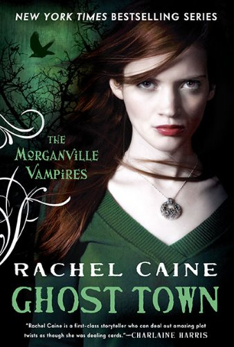 Image of Ghost Town (Morganville Vampires, Book 9)