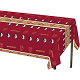 Creative Converting Florida State Seminoles Plastic Banquet Table Cover