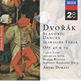 Dvorak: Slavonic Dances; Czech Suite etc. (2 CDs)