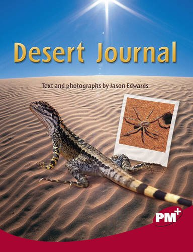 PM Plus Non Fiction Level 27&28 Our Changing Environment Mixed Pack X6 ruby: Desert Journal PM Plus Non Fiction Level 27&28 Ruby: Our Changing Environment