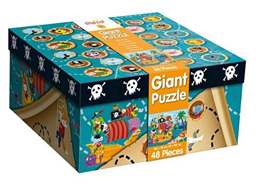Lisciani - Puzzle de suelo, 48 piezas (47222)