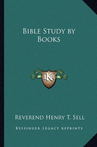 Bible Study by Books