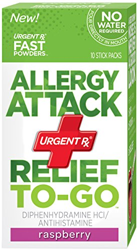 UrgentRx allergie Attaque secours aux Aller