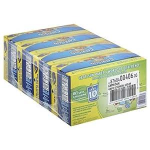 Capri Sun Coastal Cooler Soft Juice Drink, 60 Fluid Ounce -- 4 per case.