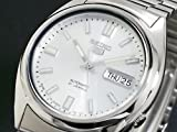 Seiko 5 Gents Automatic watch, stainless Steel, Silver Dial - SNXS73J1 (Made in Japan)
