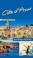 Guide Bleu Côte d'azur